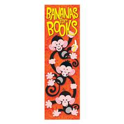 Bananas For Books Monkey Mischief Bookmarks By Trend Enterprises