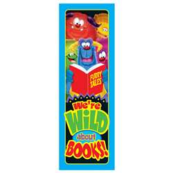 Wild About Books Furry Friends Bookmarks By Trend Enterprises