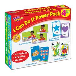 I Can Do It Power Pack, T-24901