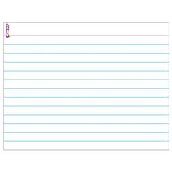 Index Card Wipe Off Chart 17X22 By Trend Enterprises