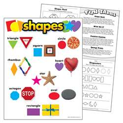 Chart Shapes By Trend Enterprises