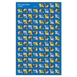 Purrfect Pets Supershape Stickers, T-46089