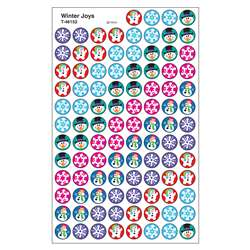 Sticker Winter Joys Superspots By Trend Enterprises