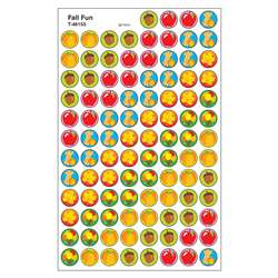 Superspots Stickers Fall Fun By Trend Enterprises