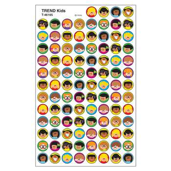 Superspots Stickers Trend Kids By Trend Enterprises