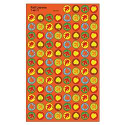 Fall Leaves Superspot Shapes Stickers By Trend Enterprises