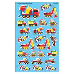 Supershapes Construction Vehicles By Trend Enterprises