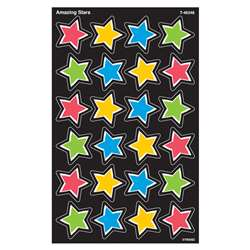 Amazing Stars Supershape Stickers 192 Count, T-46348