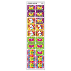 Applause Stickers Reading 100/Pk Rewards Acid-Free By Trend Enterprises