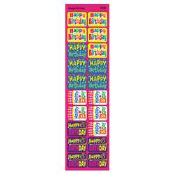 Applause Stickers Happy Birthday By Trend Enterprises