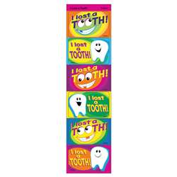Applause Stickers I Lost A Tooth By Trend Enterprises