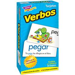 Verbos (Spanish Action Words) By Trend Enterprises