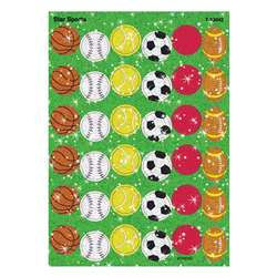 Sparkle Stickers Star Sports By Trend Enterprises