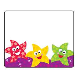 Dancing Star Name Tags By Trend Enterprises