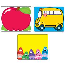 Classroom Classic Labels Variety Pack 108 Ct, T-68907