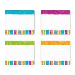 Color Harmony Stripes Terrfc Labels Variety Pk, T-68912