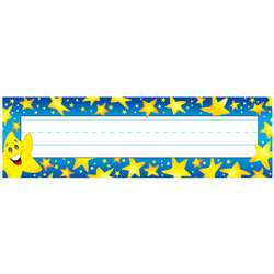Desk Toppers Super Stars 36/Pk 2X9 By Trend Enterprises