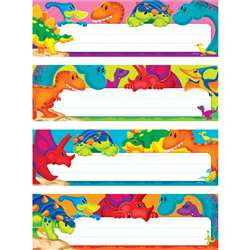 Dino-Mite Pals Desk Toppers Name Plates Variety Pa, T-69945