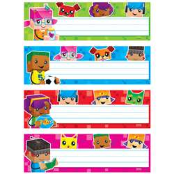 Blockstars Desk Toppers Name Plates Variety Pack, T-69954