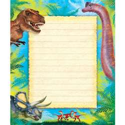 Discovering Dinosaurs Note Pad, T-72385