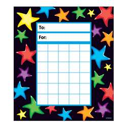 Gel Stars Incentive Pads By Trend Enterprises