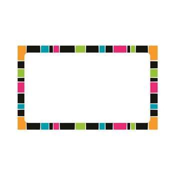 Stripe-Tacular Terrific Index Cards Groovy Blank, T-75004