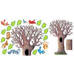 Bb Set Big Oak Tree By Trend Enterprises