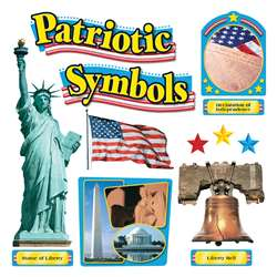 Bb Set Patriotic Symbols By Trend Enterprises