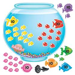 Bb Set 100-Day Fishbowl By Trend Enterprises