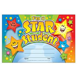 Awards Im A Star Student By Trend Enterprises