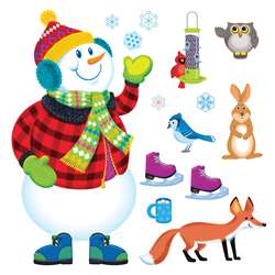Bb Set Super Snowman By Trend Enterprises