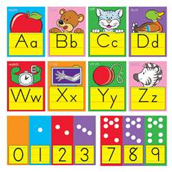 Abc Fun Alphabet Line-Zaner Bloser 2 Press Sht By Trend Enterprises