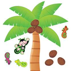 Bb Set Palm Tree By Trend Enterprises