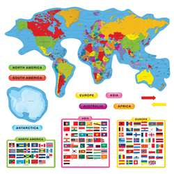 Continents & Countries Bbs By Trend Enterprises