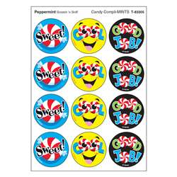 Candy Complimints/Peppermint Stinky Stickers, T-83305