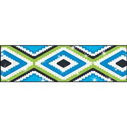 Aztec Blue Sparkle Plus Bolder Borders, T-85432