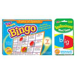 Grammar Basics Game Set, T-90740
