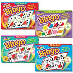 Early Learning Bingo Pack, T-90747