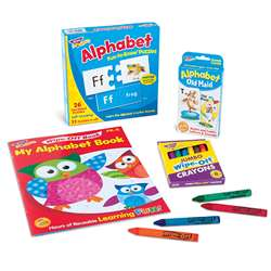 Alphabet Learning Fun Pack, T-90879D