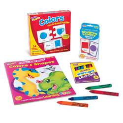 Colors & Shapes Learning Fun Pack, T-90881D