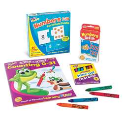 Counting & Numbers Learning Fun Pack, T-90882D