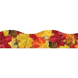 Fall Leaves Terrific Trimmers New Wave, T-92384