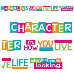 Character Its How You Live Life When No One Is Loo, T-A25202