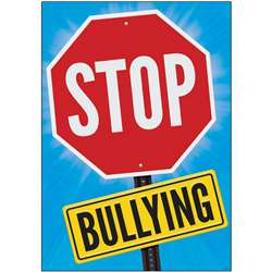 Stop Bullying Argus Poster By Trend Enterprises