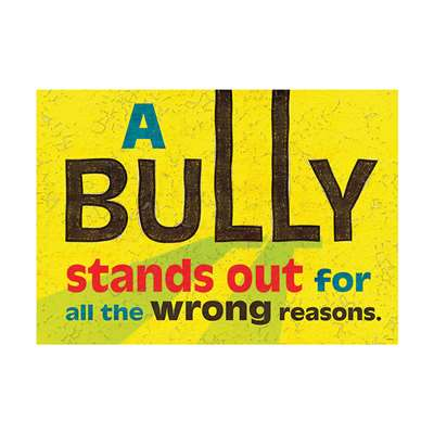 A Bully Stands Out Poster, T-A67045