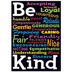 Be Kind Argus Poster, T-A67066