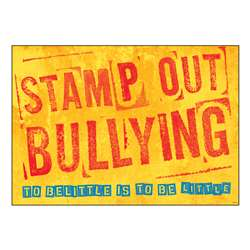 Stamp Out Bullying Argus Poster, T-A67085
