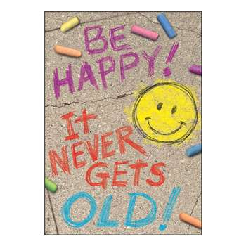 Be Happy It Never Gets Old Poster, T-A67088