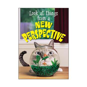 Poster Look At Things From A New Perspective Argus By Trend Enterprises