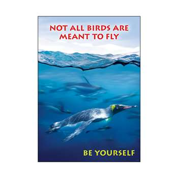 Not All Birds Are Meant To Fly Poster By Trend Enterprises
